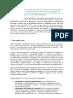 CONCEPÇÕES DE LINGUAGEM E ENSINO DE PORTUGUES TRAVAGLIA