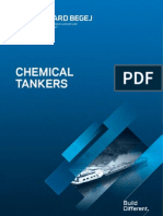 Shipyard Begej Chemical Tankers