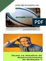 Apresentação Scrum
