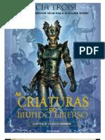 As criaturas do Mundo Emerso tradução (inicio)