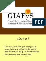 GIAFyS.Alberto, Itziar