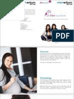 Momentum SheSpeaks Her-suasion Study Full Document
