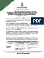 CITACIONAUDIENCIAONTERIA14-06-2011