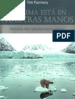 Flannery, Tim - El Clima Esta en Nuestras Manos[1]