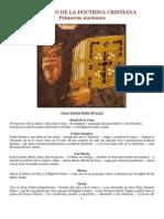 Catecismo de La Doctrina Cristiana(Primeras Nociones)