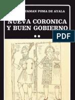 CORÓNICA Y BUEN GOBIERNO I de Felipe Guamán Poma de Ayala