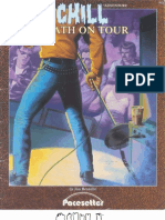 Pacesetter - Chill 1st Ed- Death on Tour