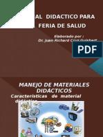 Material Didactico Para Ferias