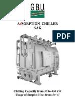 Adsorption Chiller