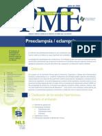 Lineamientos Tecnicos Preeclampsia Eclampsia