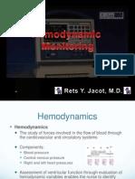 Hemodynamic Monitoring PDF