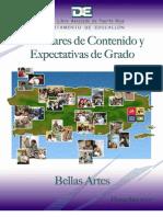 Estándares y Expectativas Bellas Artes 2-Jul-08_Tri-Lin