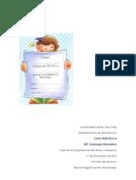 CASO PRACTICO 4.DIC.Tecnología Informatica