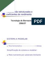 Modelos de Cresciumento MONOD Seg