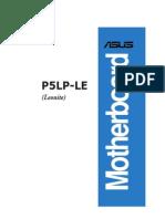 Asus p5lp Le Manual En