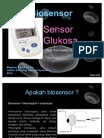 Biosensor Sensor Glukosa