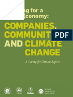 C4C Report Adapting for Green Economy