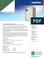 XW Hybrid Inverter-Charger 230 VAC - 50Hz