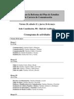 Jornadas Reforma Plan 2011