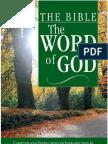 Bible Word God