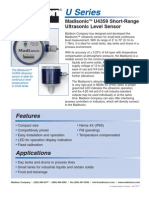 Madison U4359 Madisonic Sensor