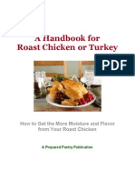 Handbook for Roast Chicken