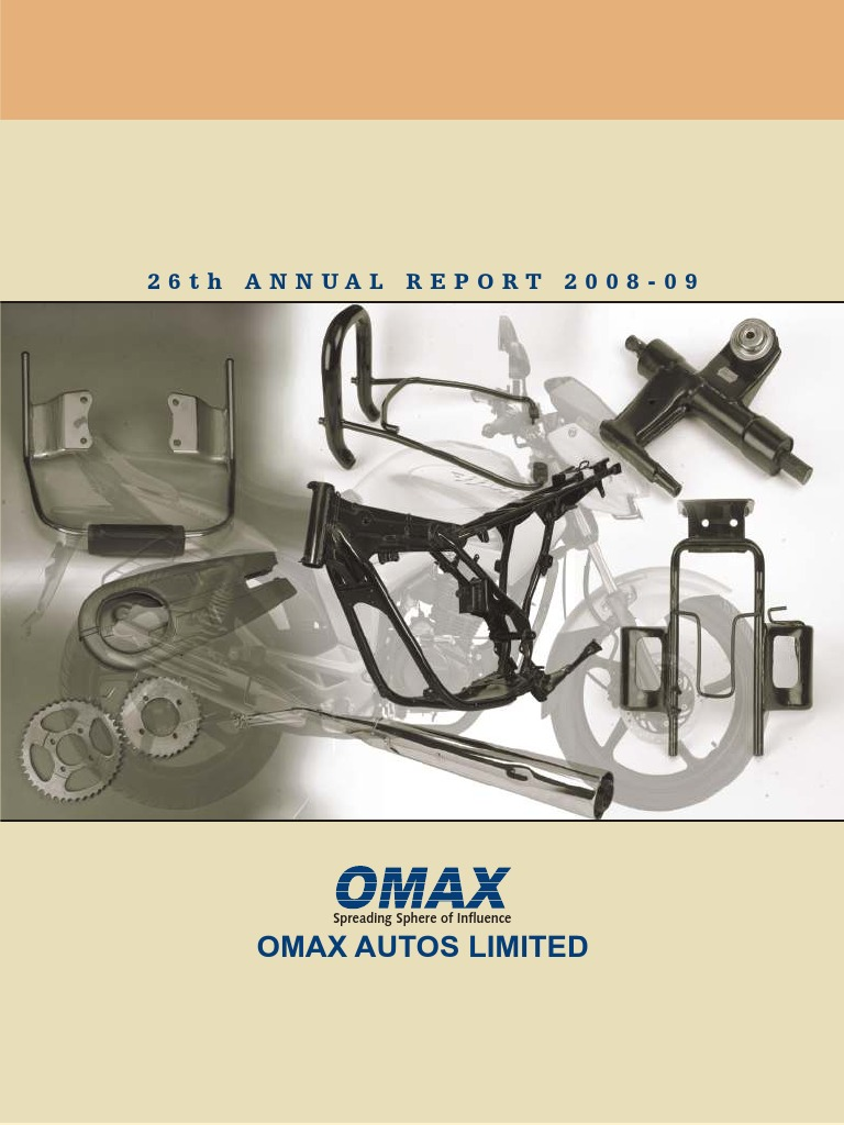 omax ar 09 | Recession | Dividend