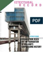 Architectural Record Feburary 2011