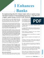 Basel II Enhances Islamic Banks