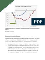 Examples of Descriptive Statistics