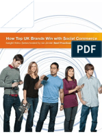 Best Practices in Social Commerce
