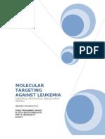 Project on Molecular Targeting Against Leukemia