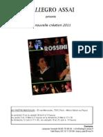 Dossier Rossini Hotel