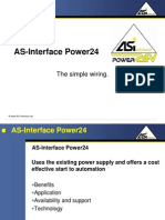 As-Interface Power24 English