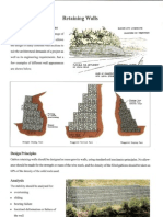 002-Retaining Wall Design
