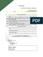 Syllabus Timeframe Sem1 2011-2012