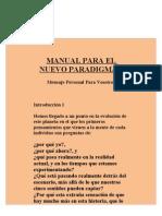 Manual Para El Nuevo Paradigma 1Volumen 1
