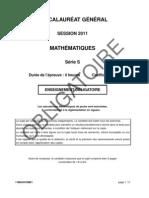 S Mathématiques obligatoire