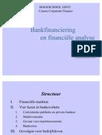 Bank Financier Ing en Financiele Analyse1