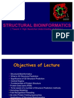 Structural Bioinfo