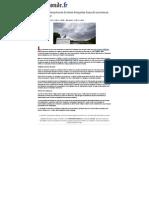 Le Monde PSA les fermetures de sites évoquées dans de nouveaux documents