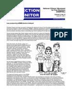 NAMFREL Election Monitor Vol.2 No.14 06212011