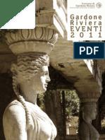 Brochure Stagione Estiva 2011 - Comune di Gardone Riviera