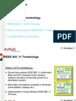 802.11 Architecture