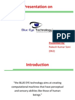 62 - BLUE EYE Technology