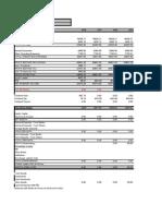 Banking - Blank Worksheet