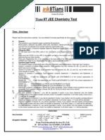 Askiitians Chemistry Test210