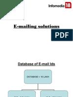 E Mailing Solutions
