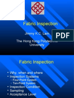Fabric Inspection