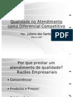 Qualidade No to Como Diferencial Competitivo